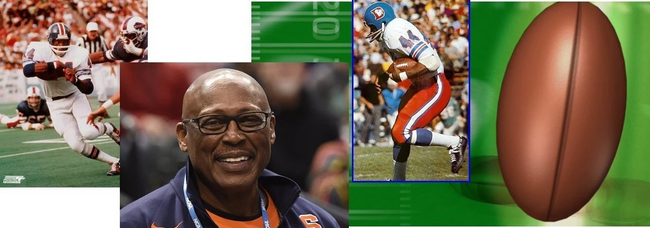Floyd Little Former Bronco Great