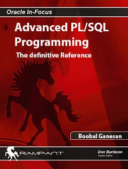 Advanced PL/SQL Programming