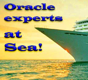 Oracle Training at Sea