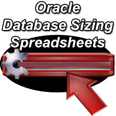 Oracle Capacity Planning and Sizing Spreadsheets