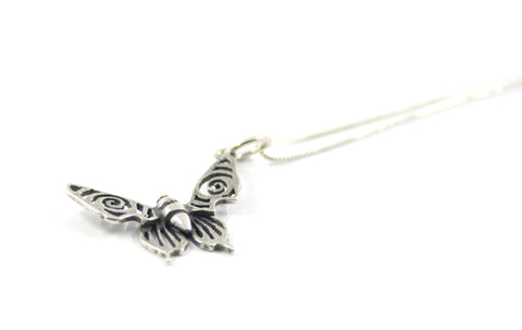 Butterfly pendant - Unrestrained Jewelry  - 1