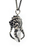 OctoSkull pendant - Unrestrained Jewelry  - 2