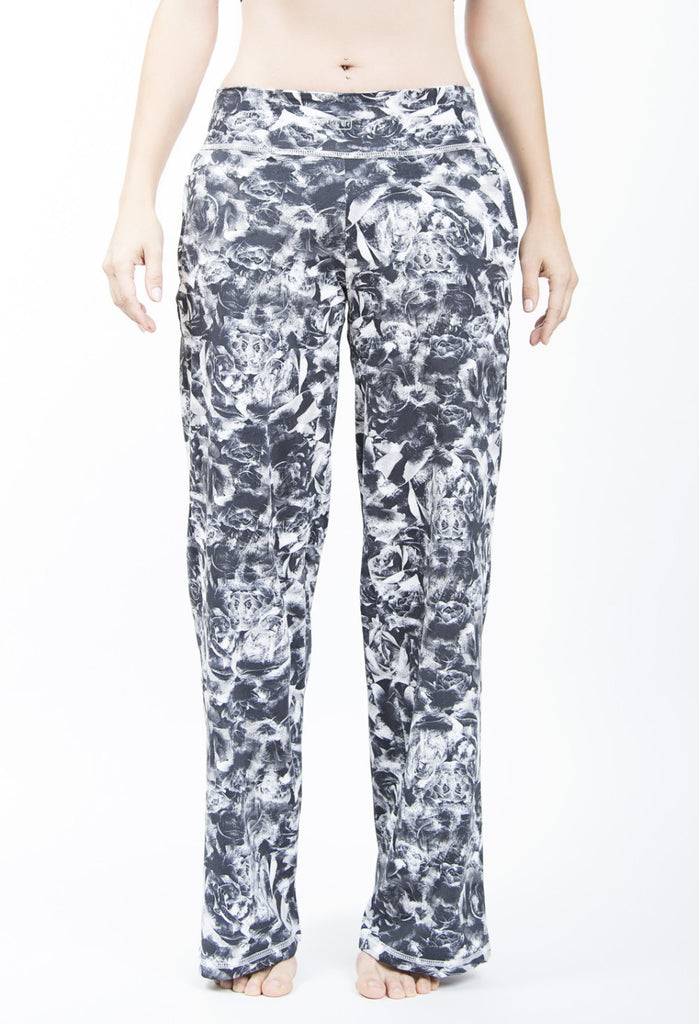 Moon Flower Pant - Floral