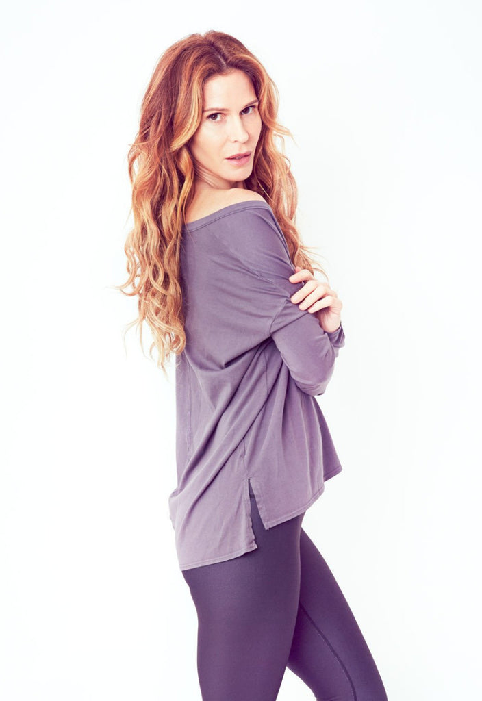 Aphrodite Long Sleeve - Grey