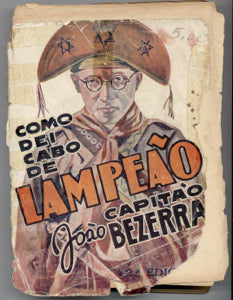 Lampeao - Cover of Book that inspired Ron for over 70 years
