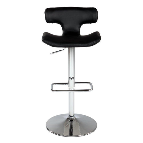 Chintaly Imports Adjustable Height Swivel Stool