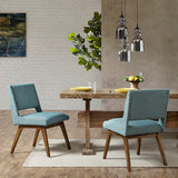 Ink + Ivy Boomerang Dining Chair (Set of 2)
