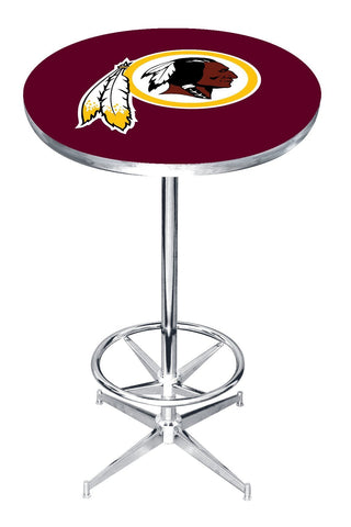Official nfl adjustable height pub table bar stool co official nfl adjustable height pub table watchthetrailerfo
