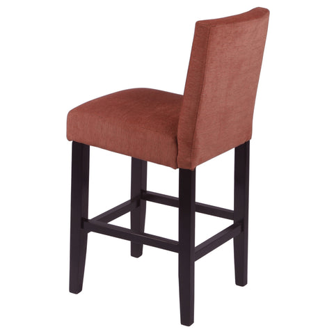 Set Of 2 Monsoon Aprilia 25 Quot Upholstered Counter Chairs
