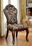 Set of 2 Furniture of America Danessa Dining Chairs - Bar Stool Co.