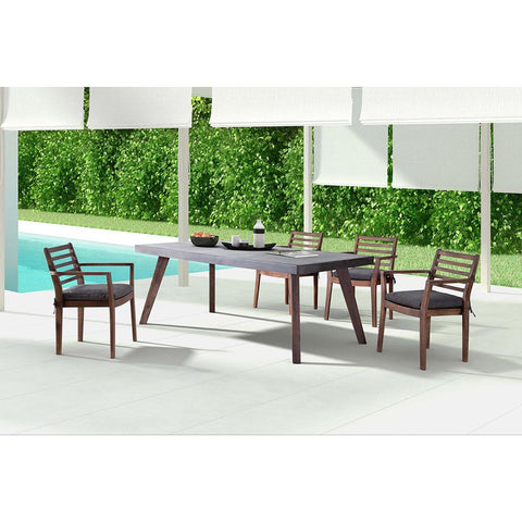natural wood dining chairs dining room set of zuo sancerre natural wood dining chairs bar stool co