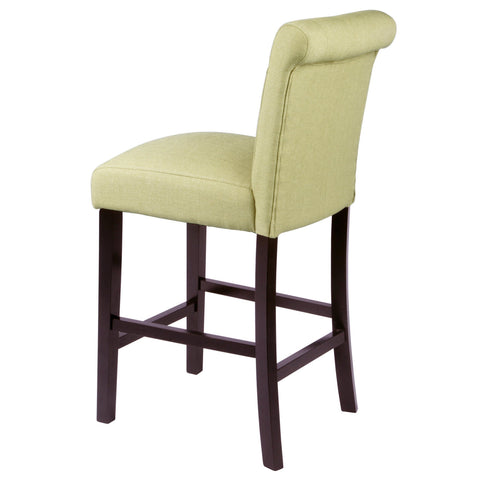 Genial Set Of 2 Sopri Upholstered Counter Chairs   Bar Stool Co.