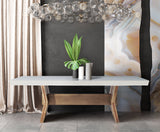TOV Furniture Astoria Concrete Dining Table