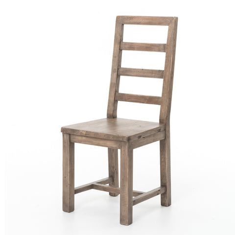 Four Hands Post and Rail Dining Chair - Bar Stool Co.