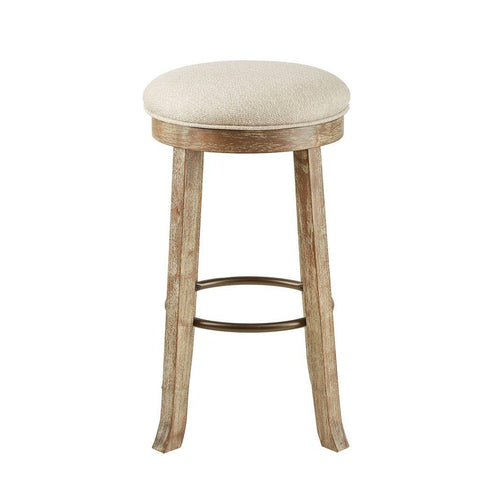 Ink + Ivy Oaktown Swivel Bar Stool