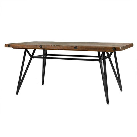 Ink+Ivy Trestle Dining/ Gathering Table