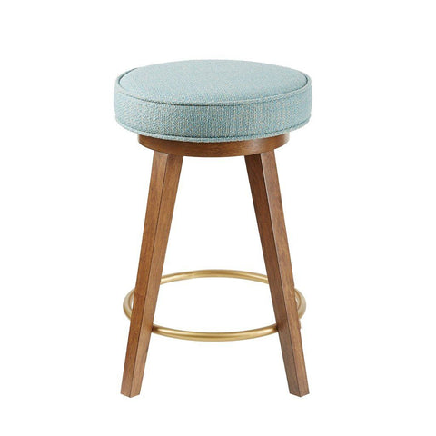 "Ink + Ivy Dawn 25"" Backless Counter Stool"