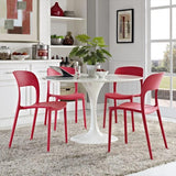 Set of 4 - Modway Hop Dining Side Chair