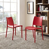 Set of 2 - Modway Hipster Dining Side Chair
