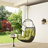 Modway Arbor Outdoor Patio Swing Chair