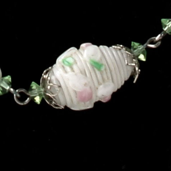 Boho Wedding Set Bead Closeup - Flotsam from Michigan - 4