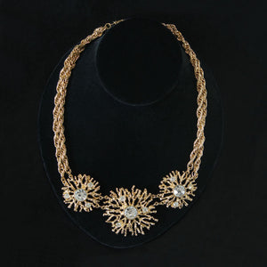 Kenneth Jay Lane for Avon 'Regal Riches' Necklace - Flotsam from Michigan  - 1