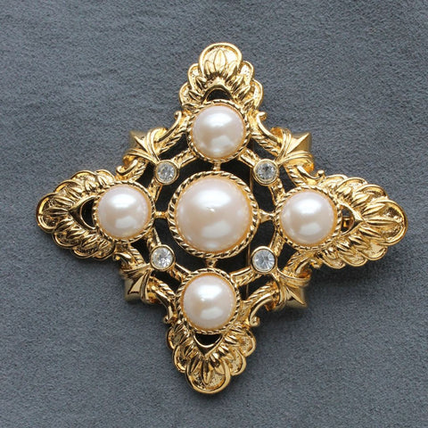 Avon Kenneth Jay Lane 'Renaissance Collection' Brooch Pendant