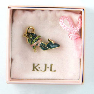 KJL FFANY Shoe Charm in Box - Flotsam from Michigan - 1