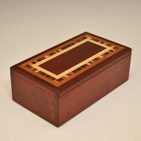 "Paduak ""Dana"" Medium Valet Box"