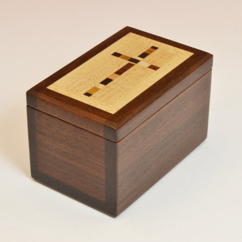 "Mini ""Cross"" (414-XS) Series Keepsake Boxes"