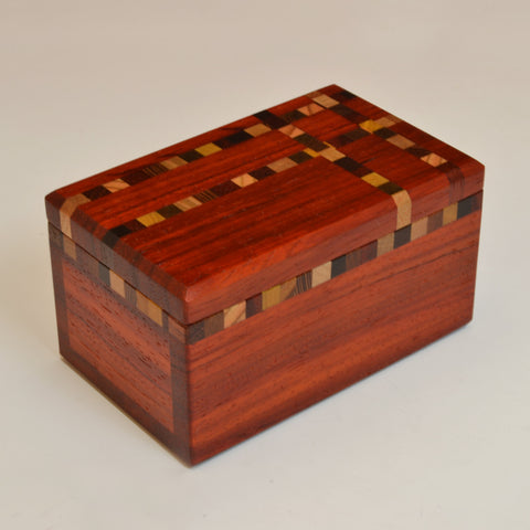 """Asymmetric"" (435-S) Series Keepsake Boxes"