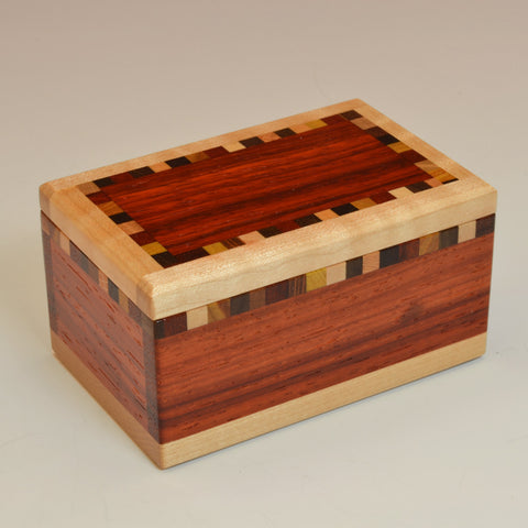 """Patti"" (445-S) Series Keepsake Boxes"