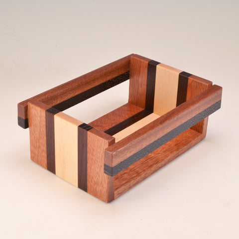 "Mahogany ""Lotte"" Essential Oil Crate (for 12 oils)"