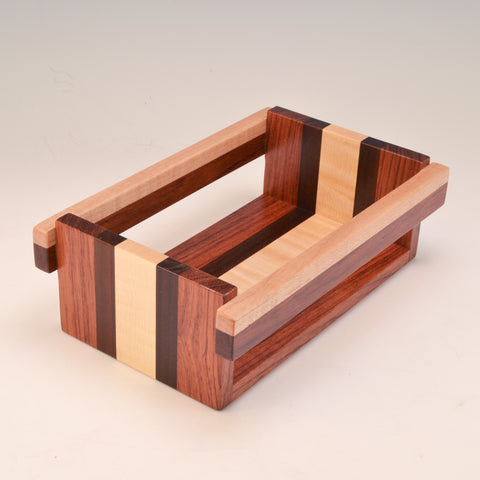 "Bubinga ""Lotte"" Essential Oil Crate (for 15 oils)"