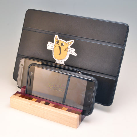 "Purpleheart ""Patti"" Docking Station"