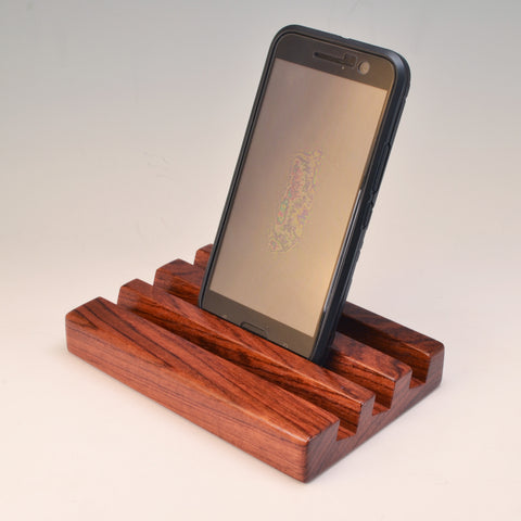 Bubinga Docking Station
