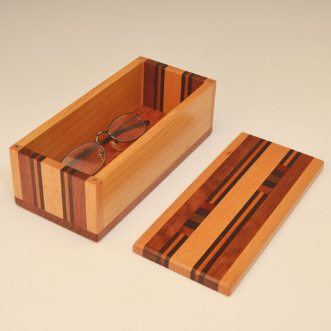 """Vincent"" Series Eyeglass Box"