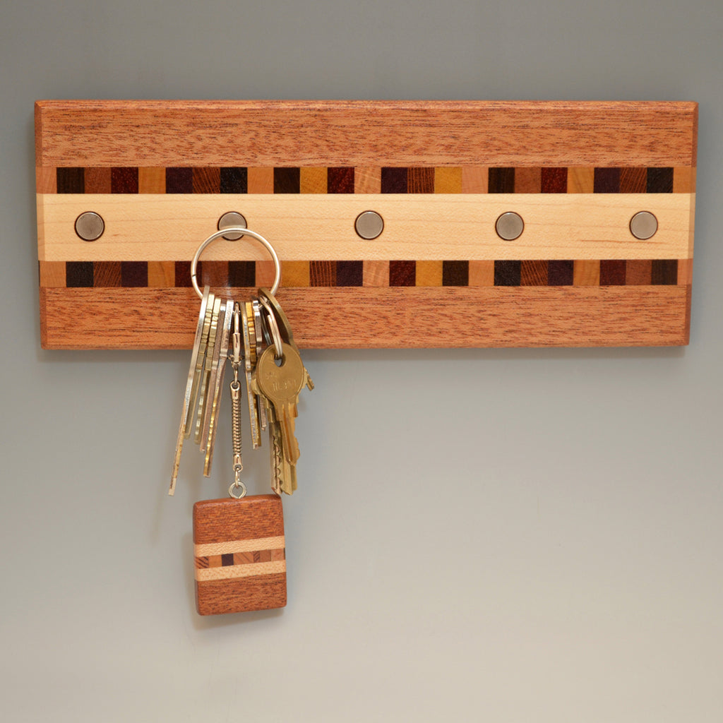 "Mahogany ""Susan"" (KR451) Series Key Chain Holder"