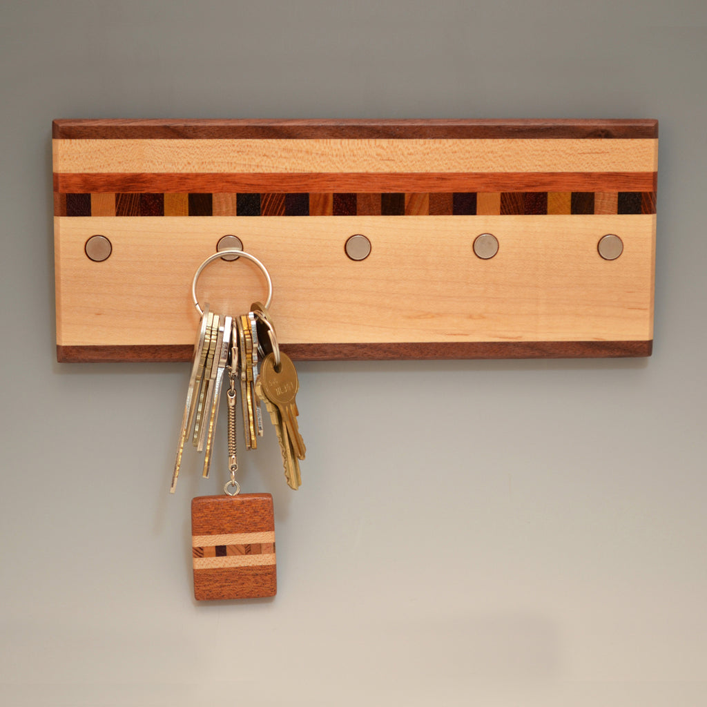 "Hard Maple ""Alice"" (KR452) Series Key Chain Holder"
