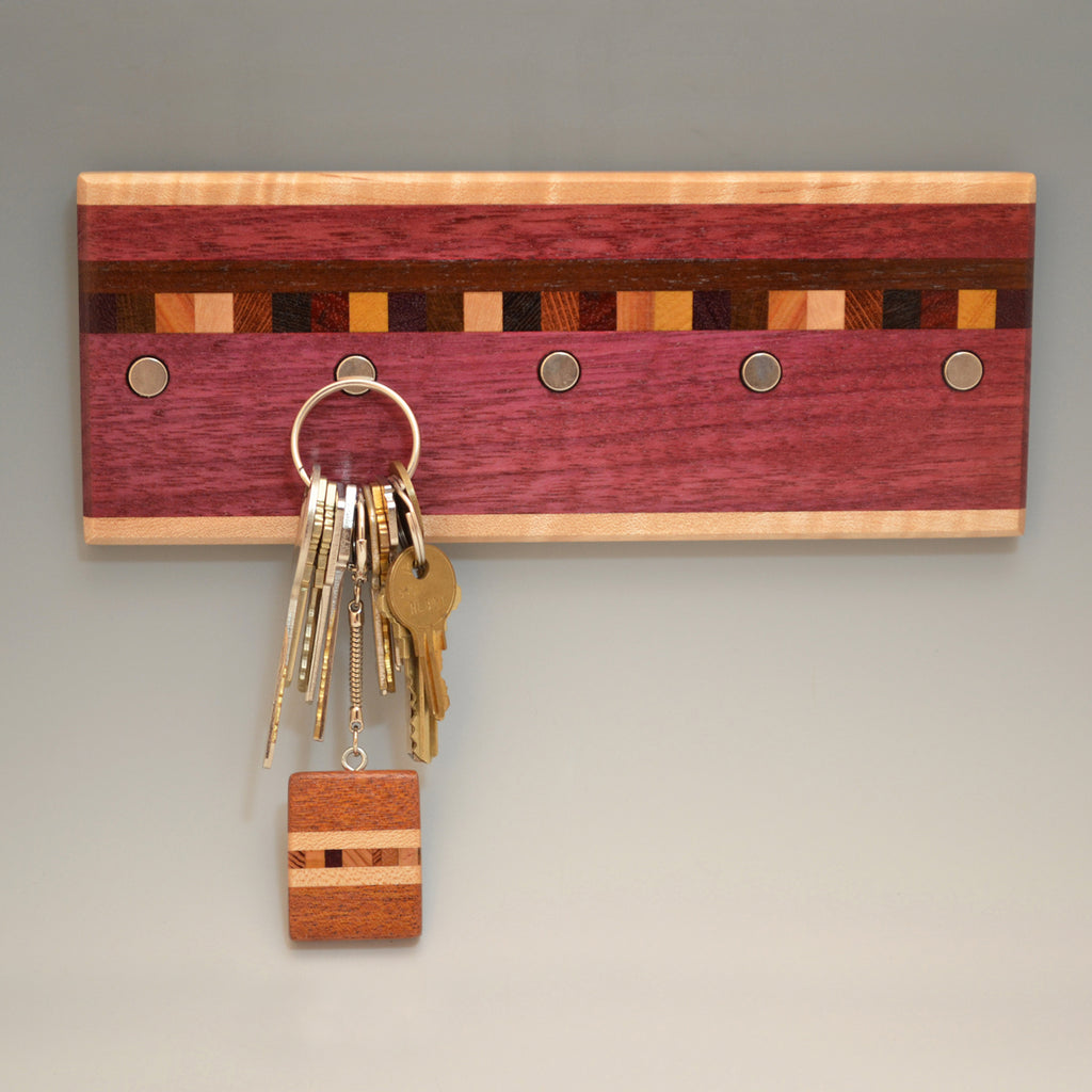 "Purpleheart ""Alice"" (KR452) Series Key Chain Holder"