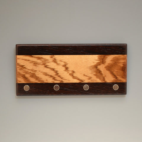 "Zebrawood ""Lucas"" (KR454) Series Key Chain Holder"