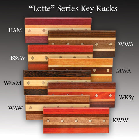 """Lotte"" (KR457) Series Key Chain Holder"
