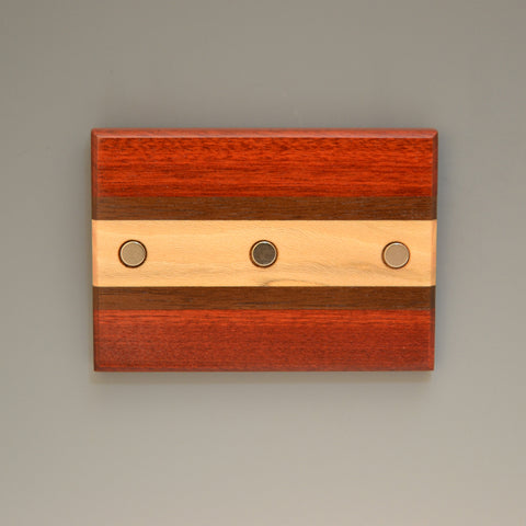 "Bloodwood ""Lotte"" (KR457) Series Key Chain Holder"