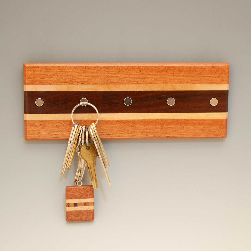 "Mahogany ""Lotte"" (KR457) Series Key Chain Holder"