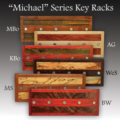 """Michael"" (KR105 & 115) Series Key Chain Holder"