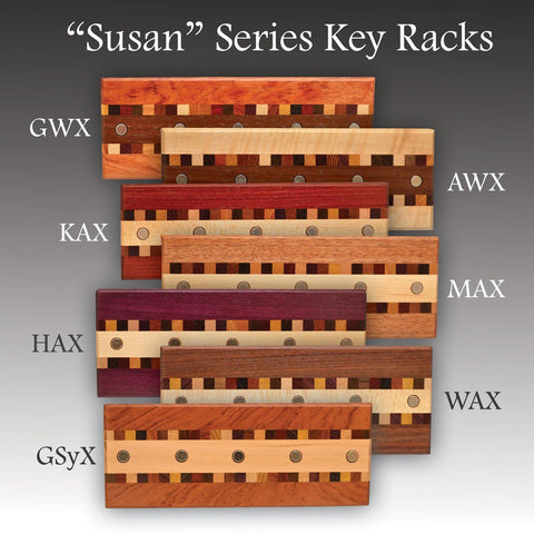 """Susan"" (KR451) Series Key Chain Holder"