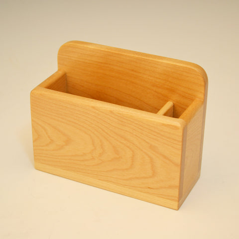 Maple Small Wall Caddy