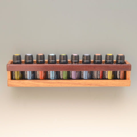 Sheuda & Modified Ash Essential Oil Wall Caddy