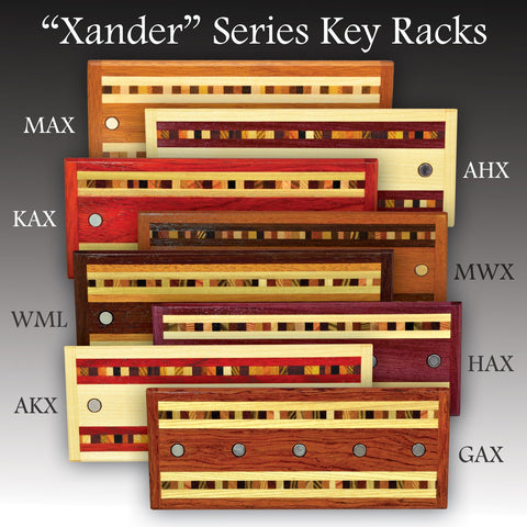 """Xander"" Series Key Chain Holder"