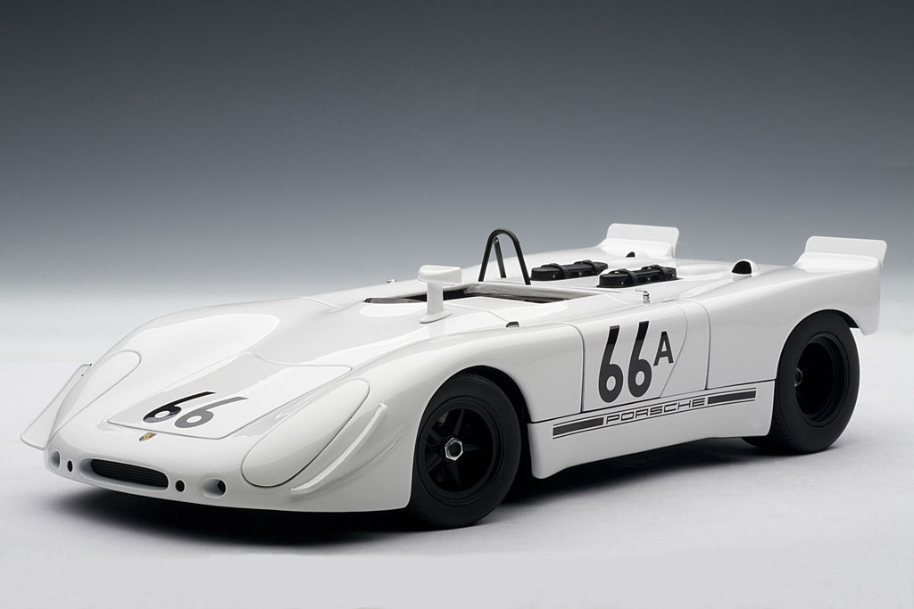INFLECTION POINT: STEVE MCQUEEN AND THE PORSCHE 908/2